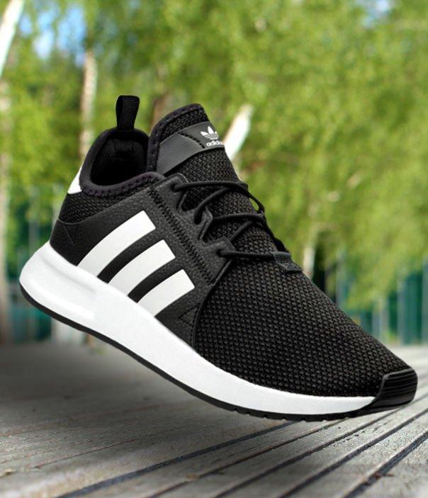 adidas X_PLR czarno białe