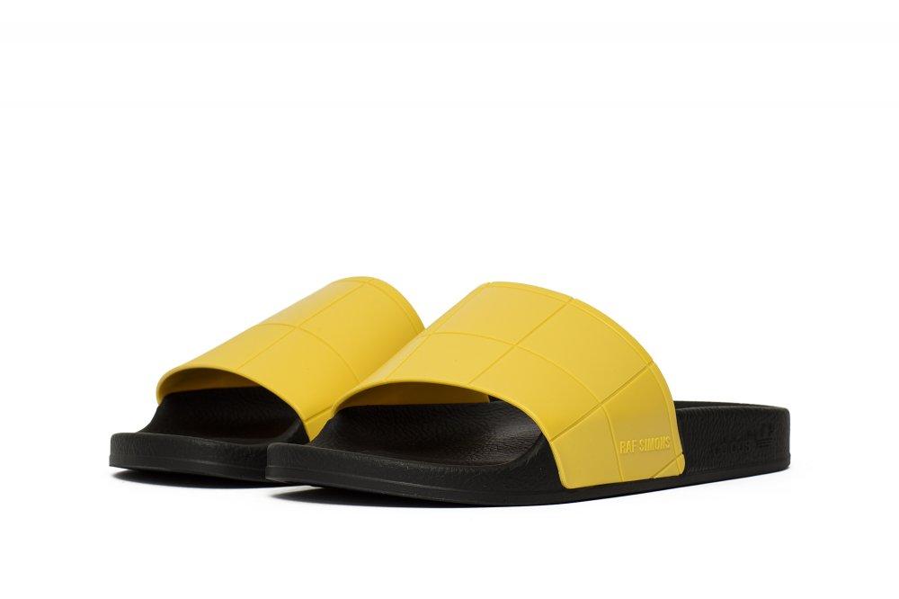 adidas raf simons adilette (b22529)