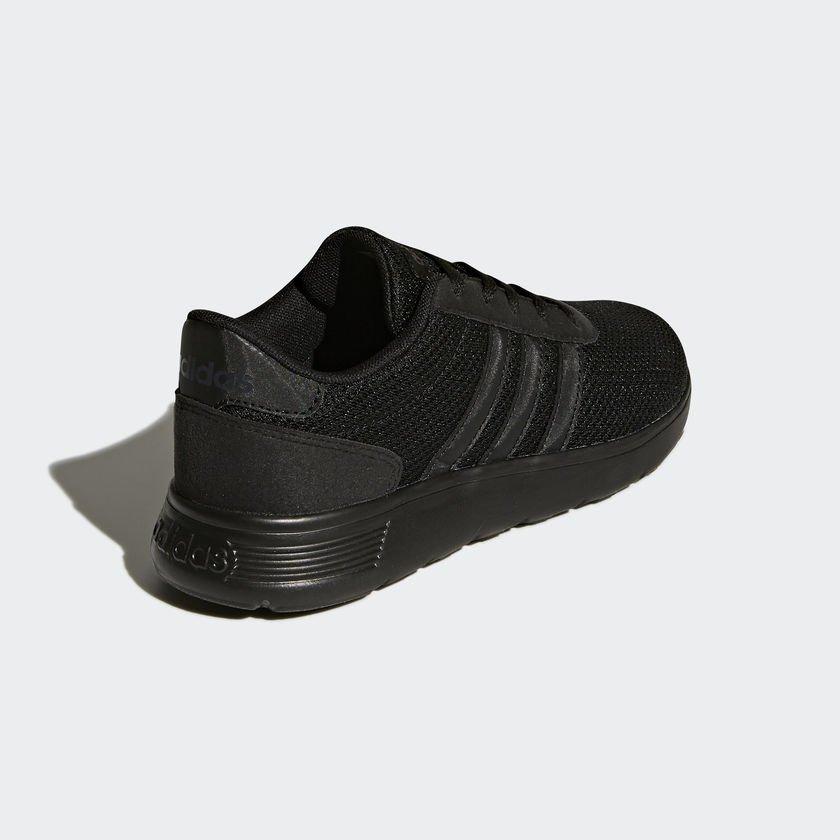 adidas lite racer k black