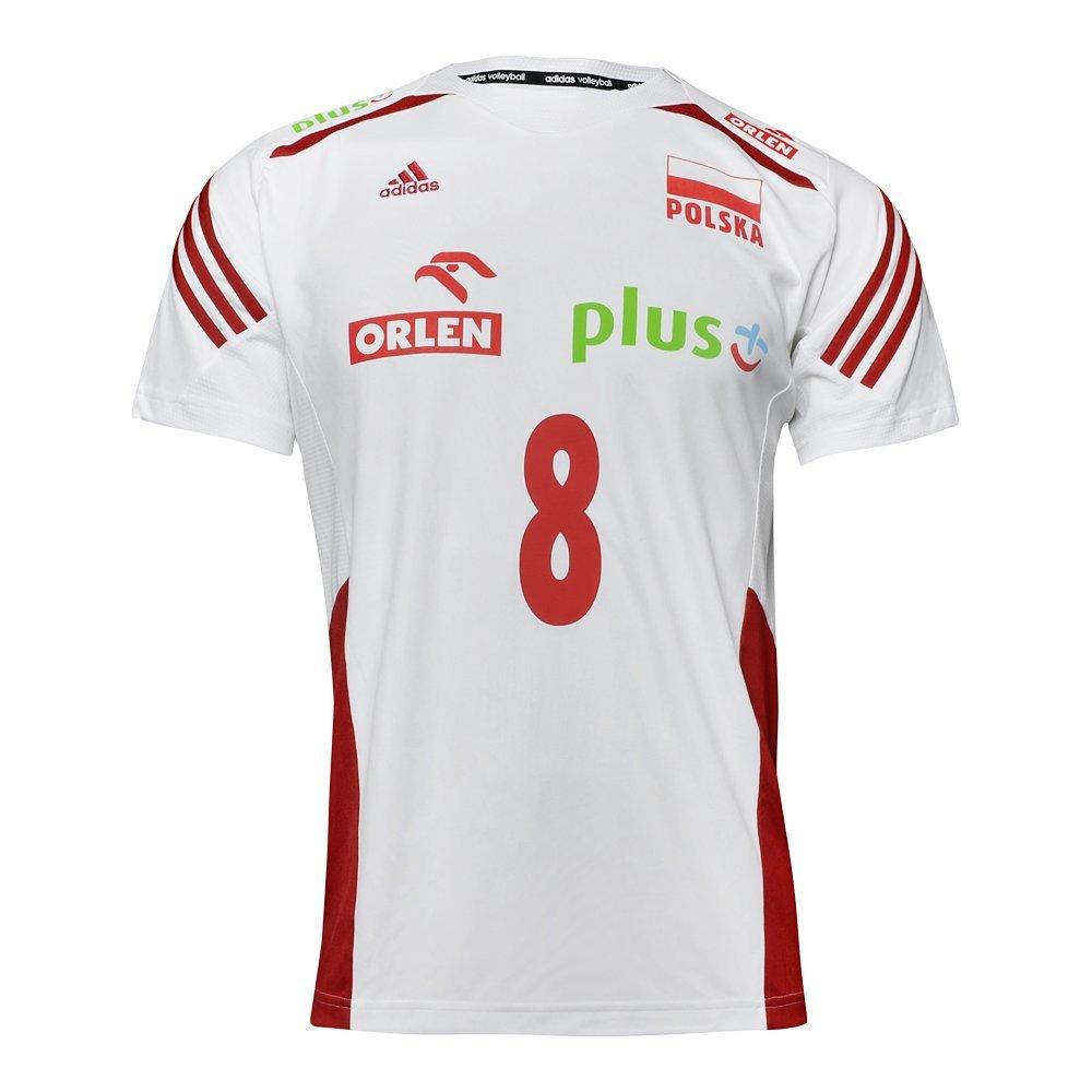 koszulka adidas reprezentacji polski z autografem andrzeja wrony