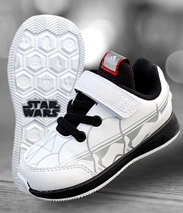 adidas Star Wars RapidaRun biało czarne
