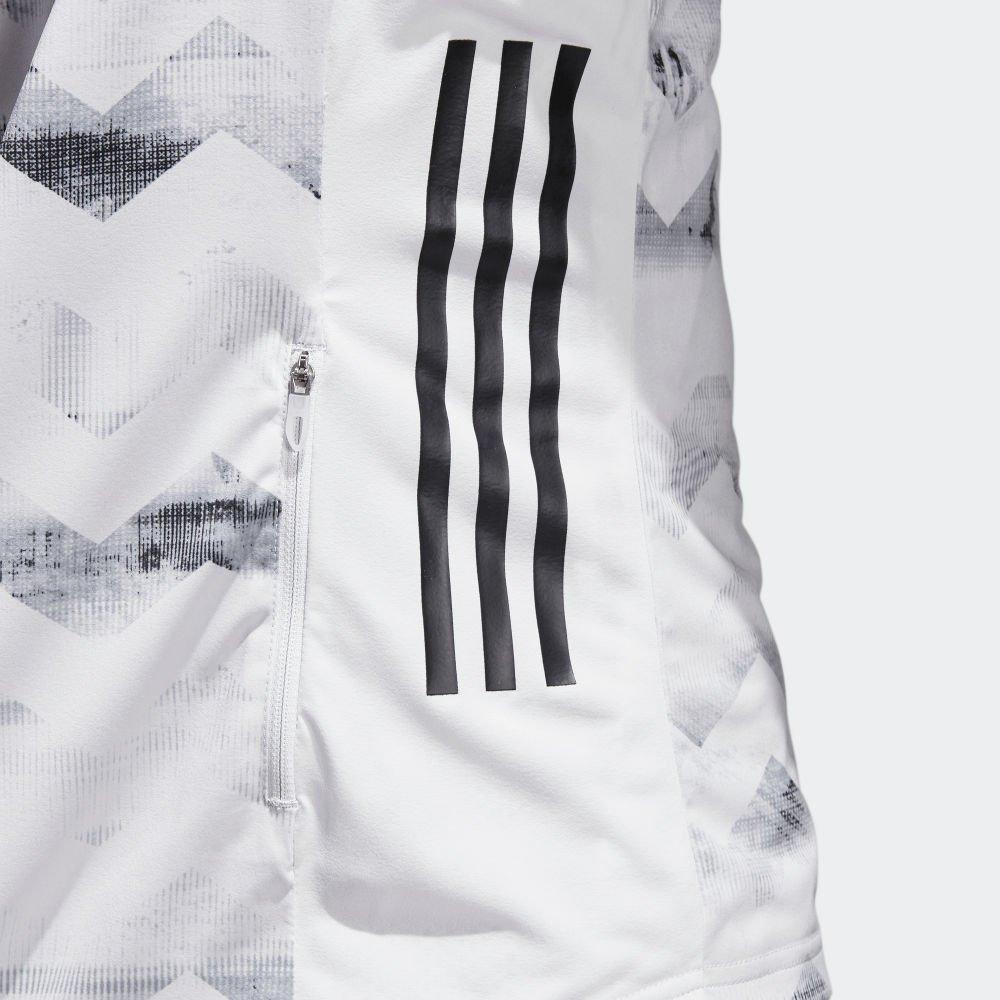 adidas adizero track jacket m biała