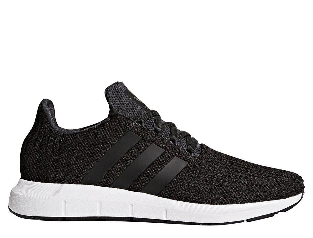 Buty męskie adidas SWIFT RUN, czarne CQ2114
