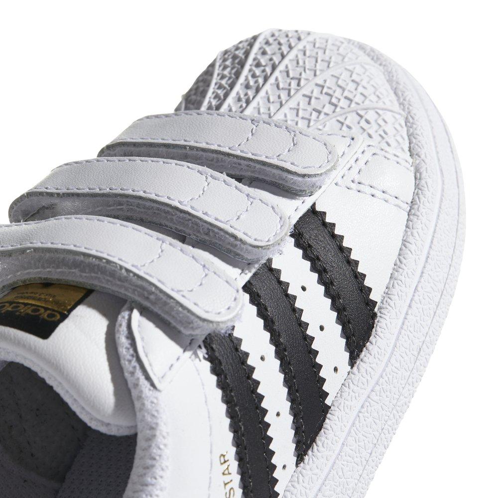 adidas superstar cf i biało-czarne