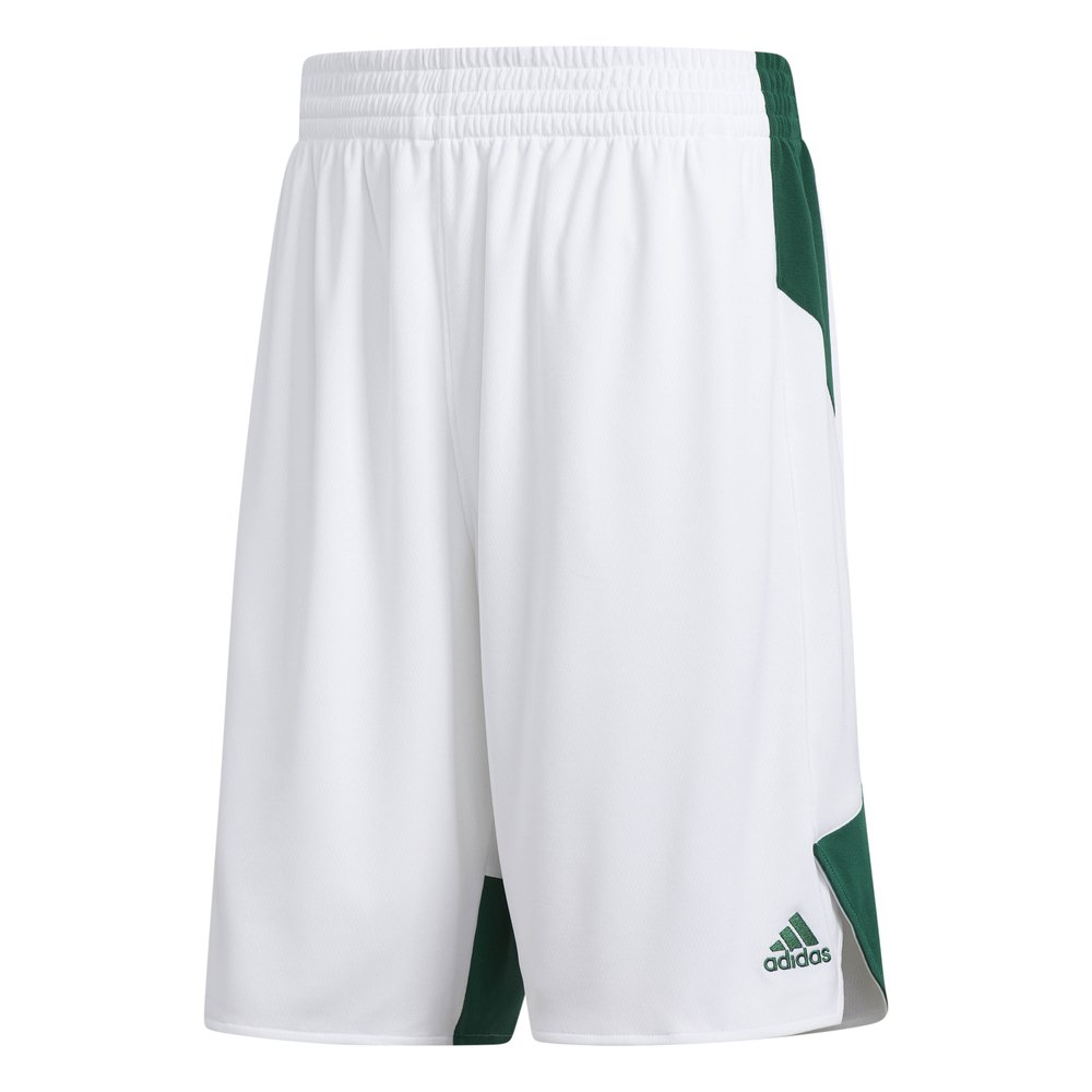 "adidas crazy explosive shorts ""white/green"" (bq9157)"