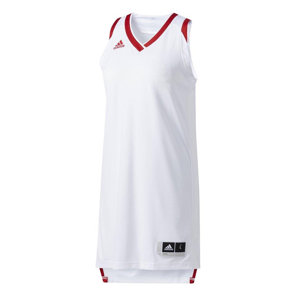 """adidas crazy explosive women jersey """"white/red"""" (bq7795)"""