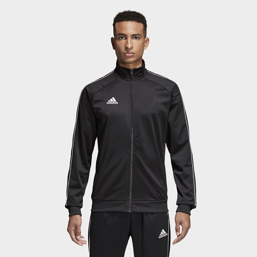 adidas core 18 polyester czarna