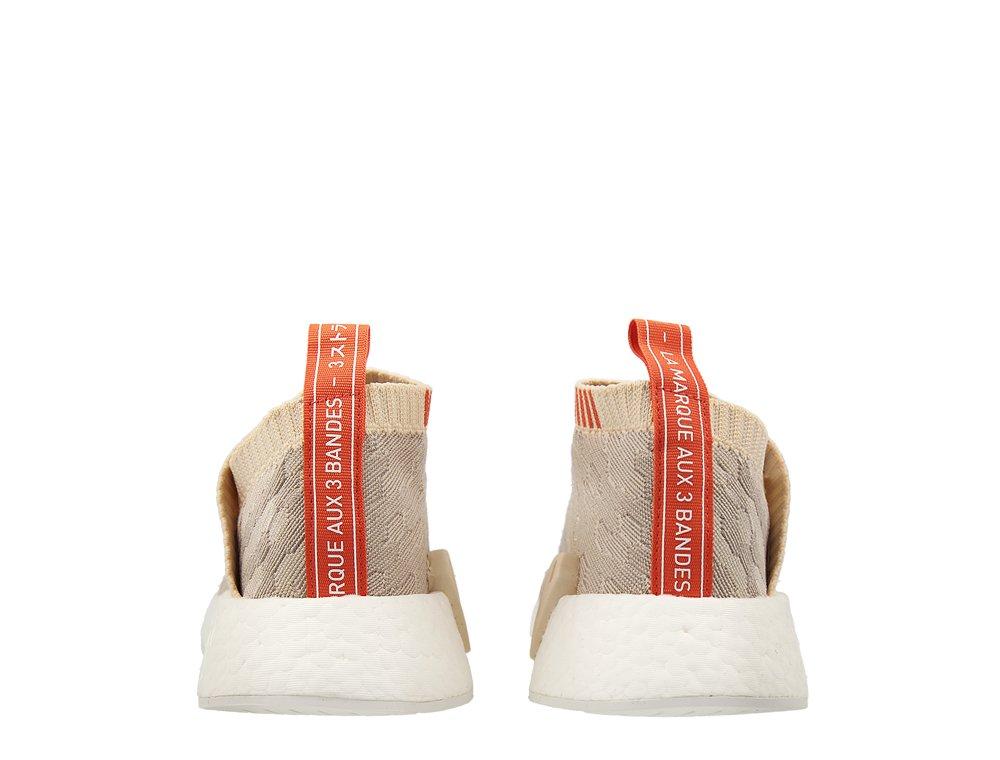 Buty Damskie adidas NMD CS2 Primeknit W Beżowe| WorldBox