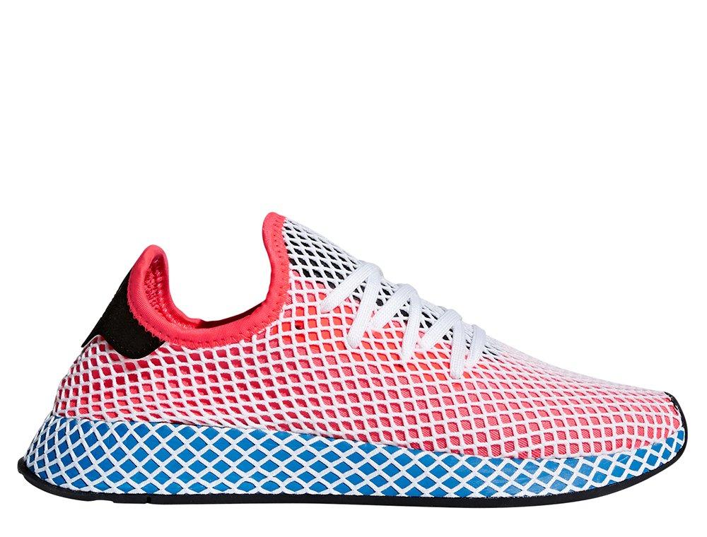 adidas Deerupt Runner Męskie Czerwone (CQ2624)