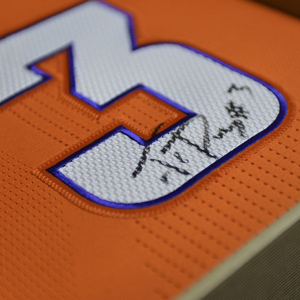 koszulka adidas authentic phoenix suns z autografem jareda dudleya (b0025)