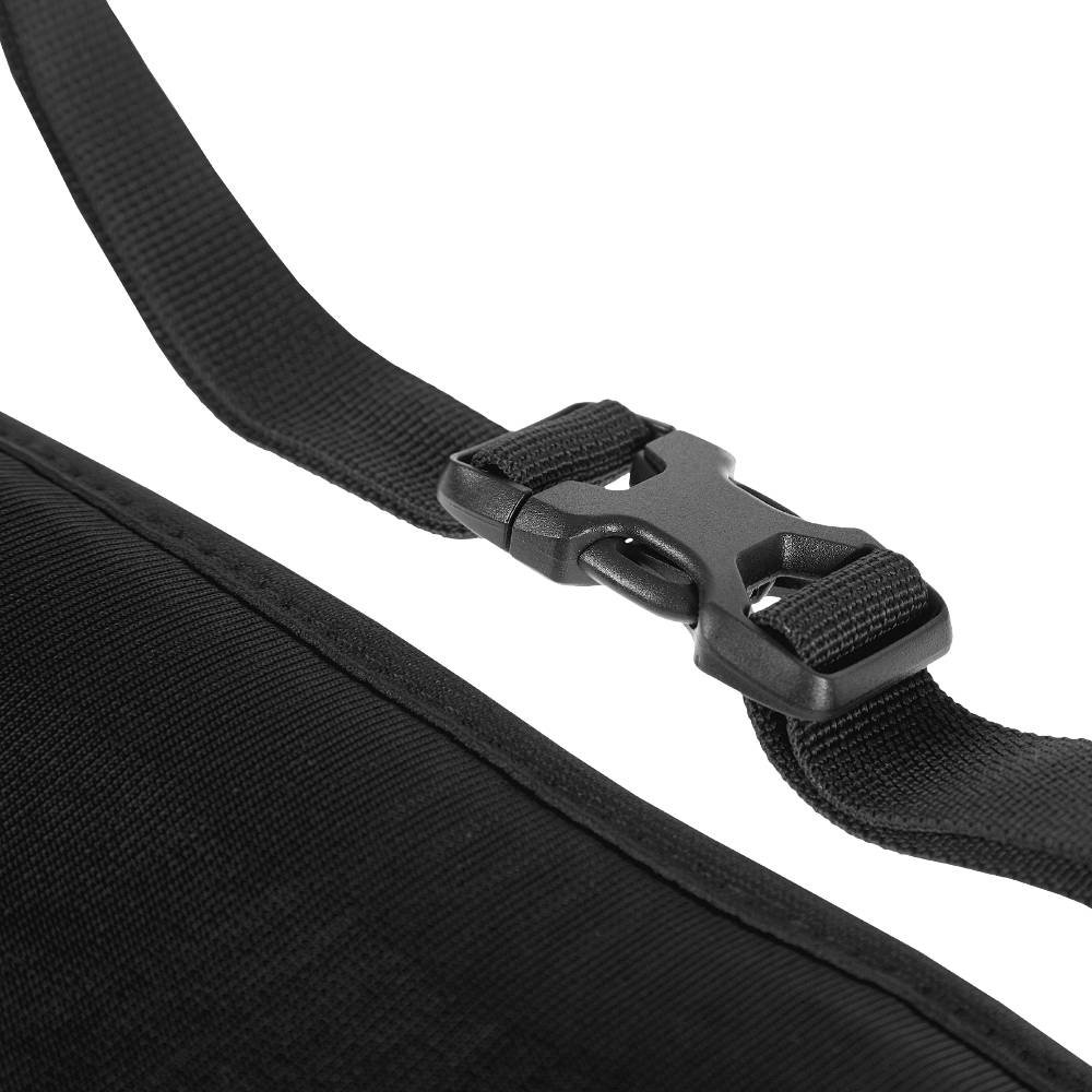 acics waist pouch czarny