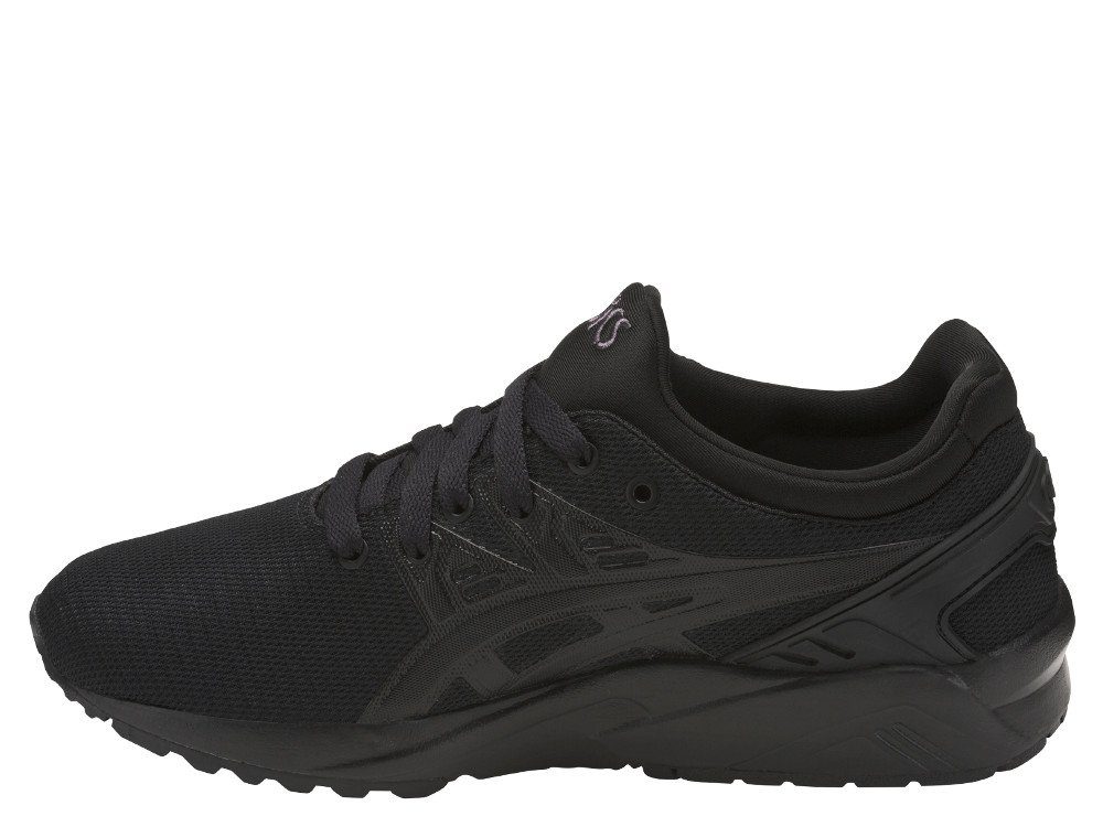 asics gel-kayano trainer evo (gs) (c7a0n-9090)