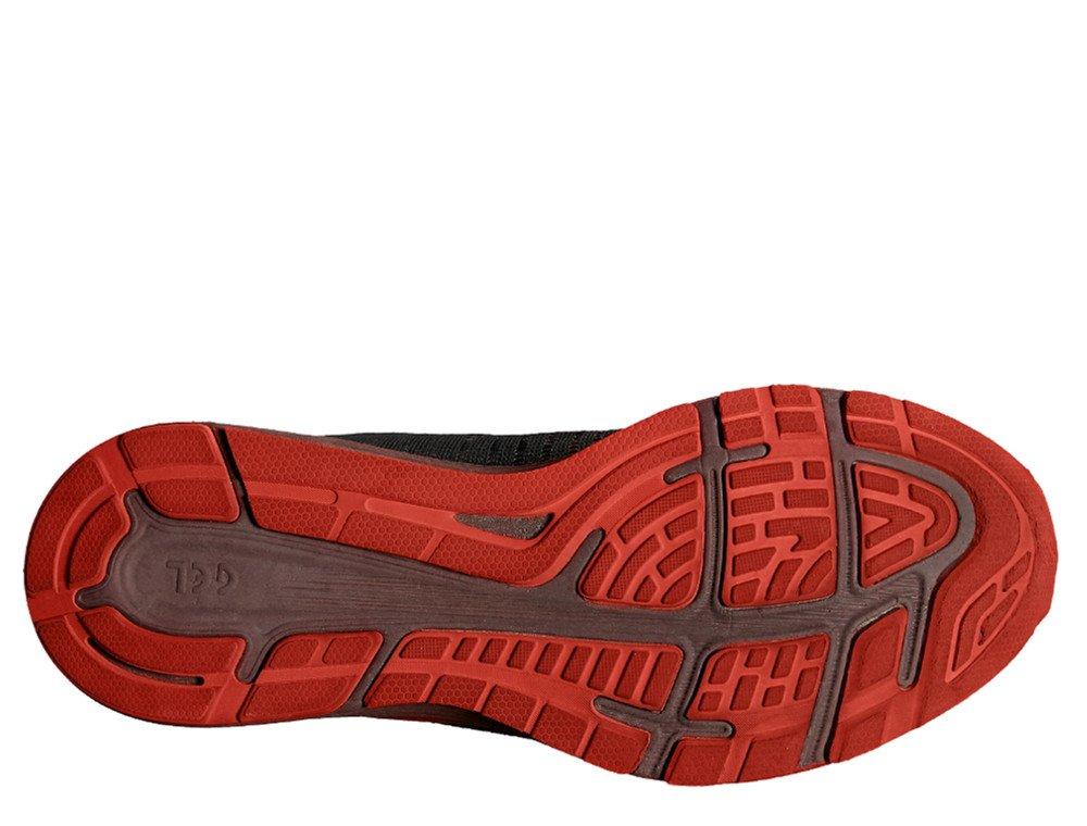 asics dynaflyte 3 m czerwono-czarne