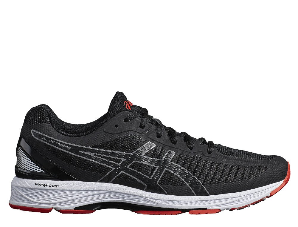 asics gel-ds trainer 23 black / carbon