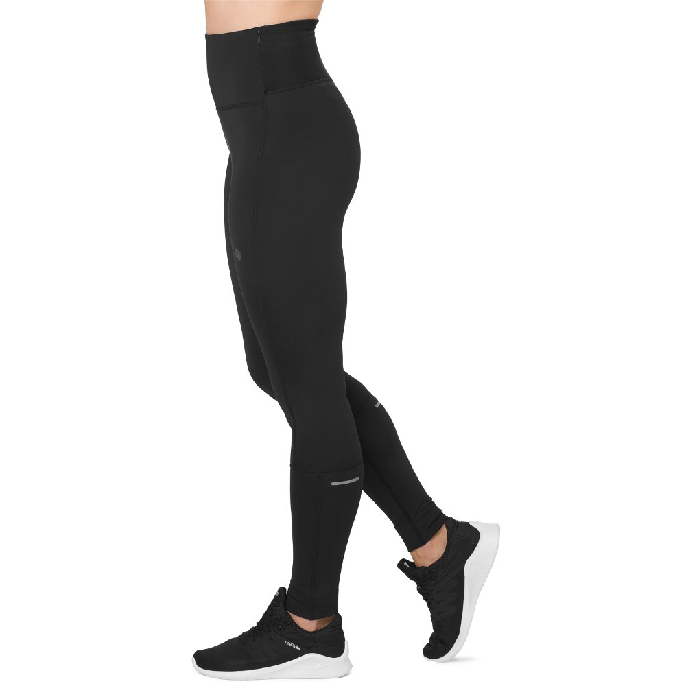 asics highwaist tight w czarne