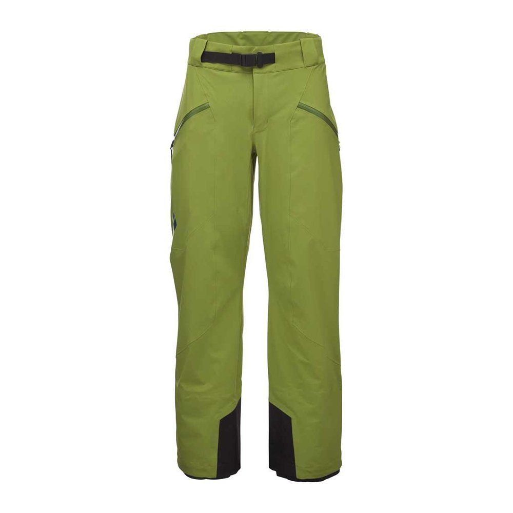 black diamond recon pants verde m