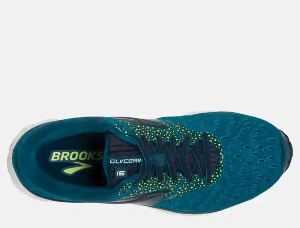 buty brooks glycerin 16 blue/navy/nightlife