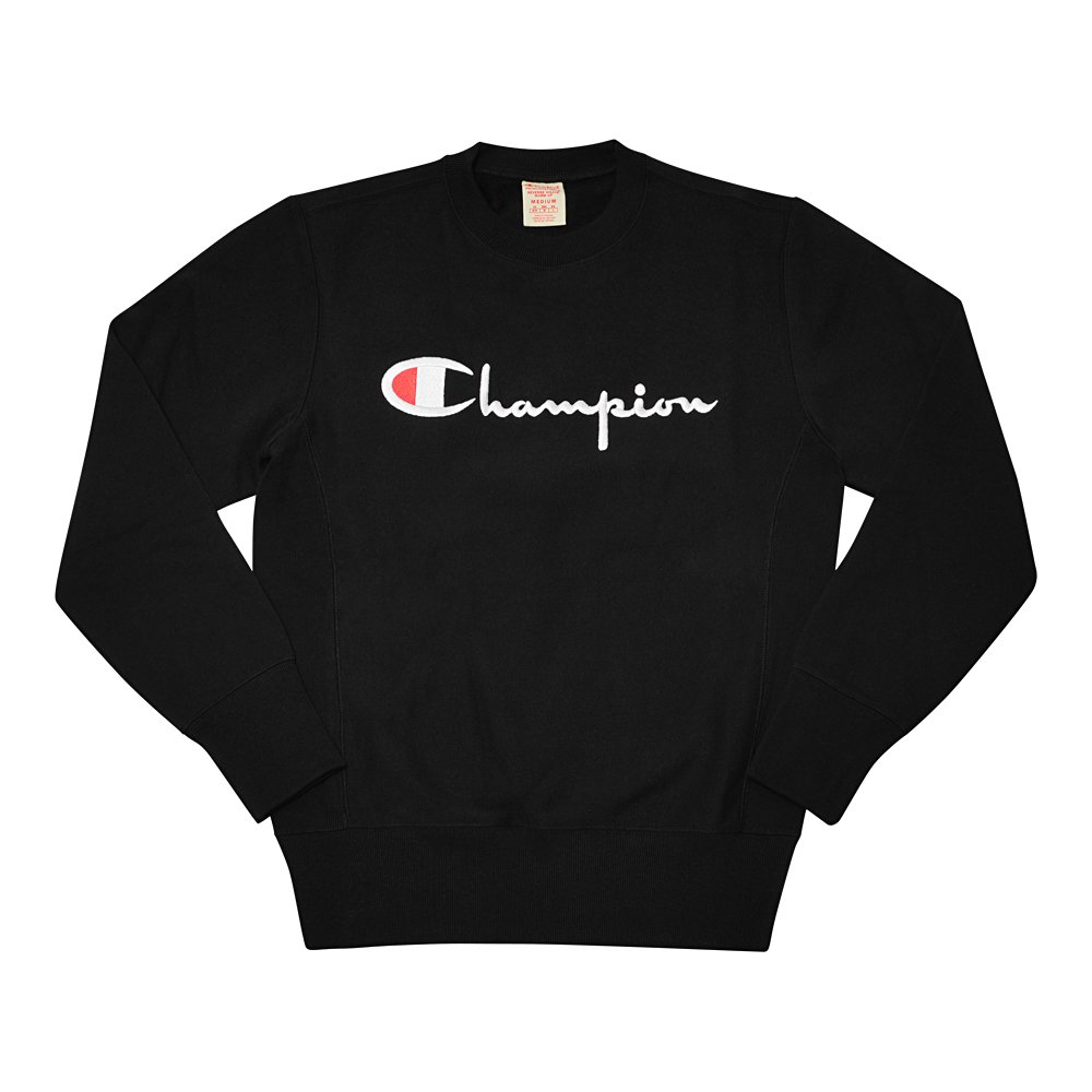 bluza champion crewneck sweatshirt (212576-kk001)