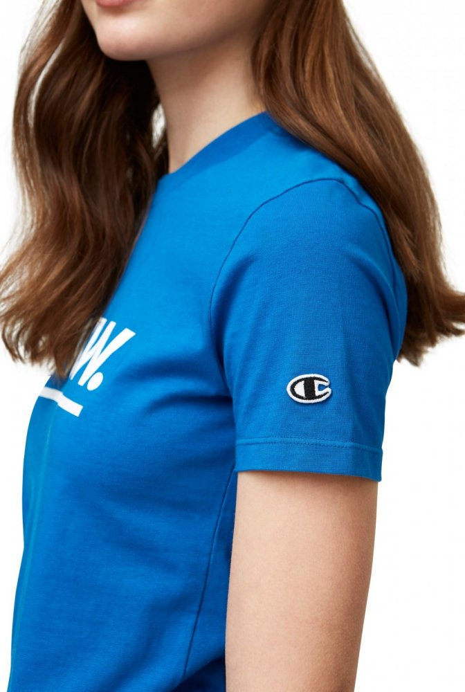 champion by wood wood evalyn womens t-shirt