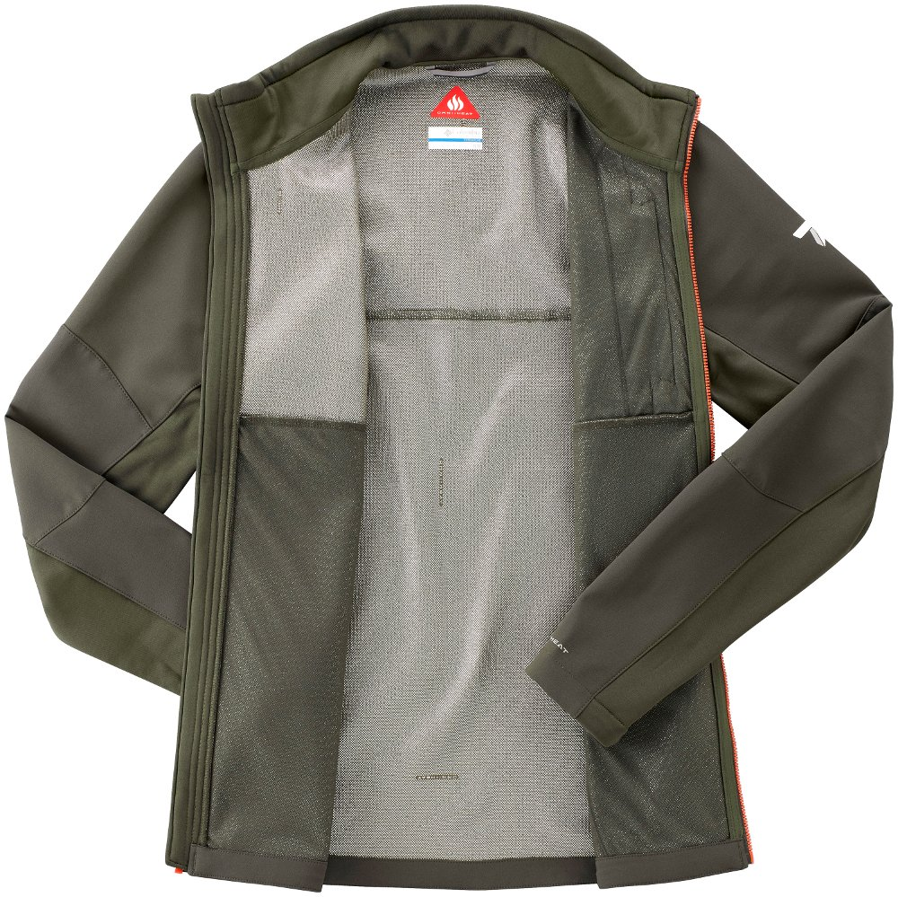 columbia titan ridge iii hybrid jacket m szara