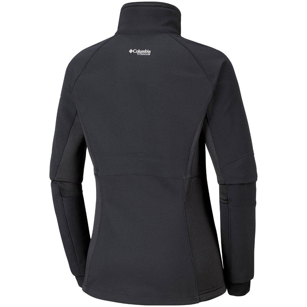 columbia titan ridge iii hybrid jacket w czarna