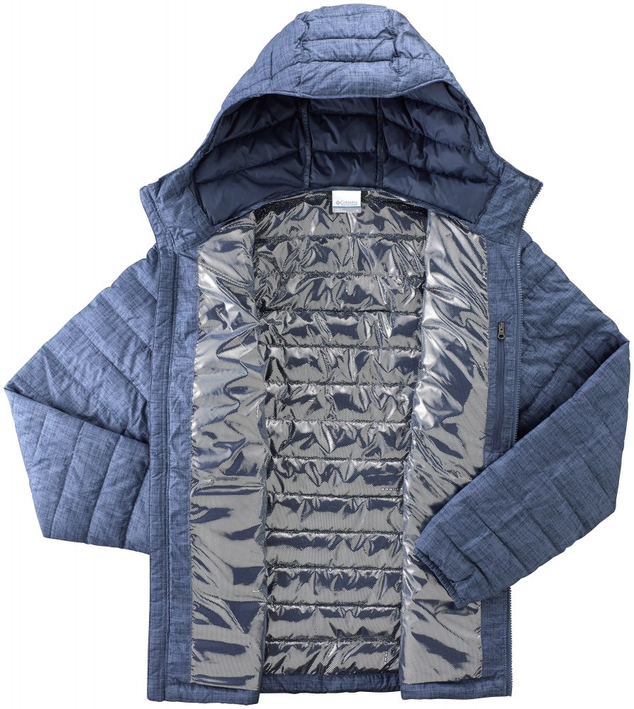 kurtka columbia powder lite™ hooded jacket