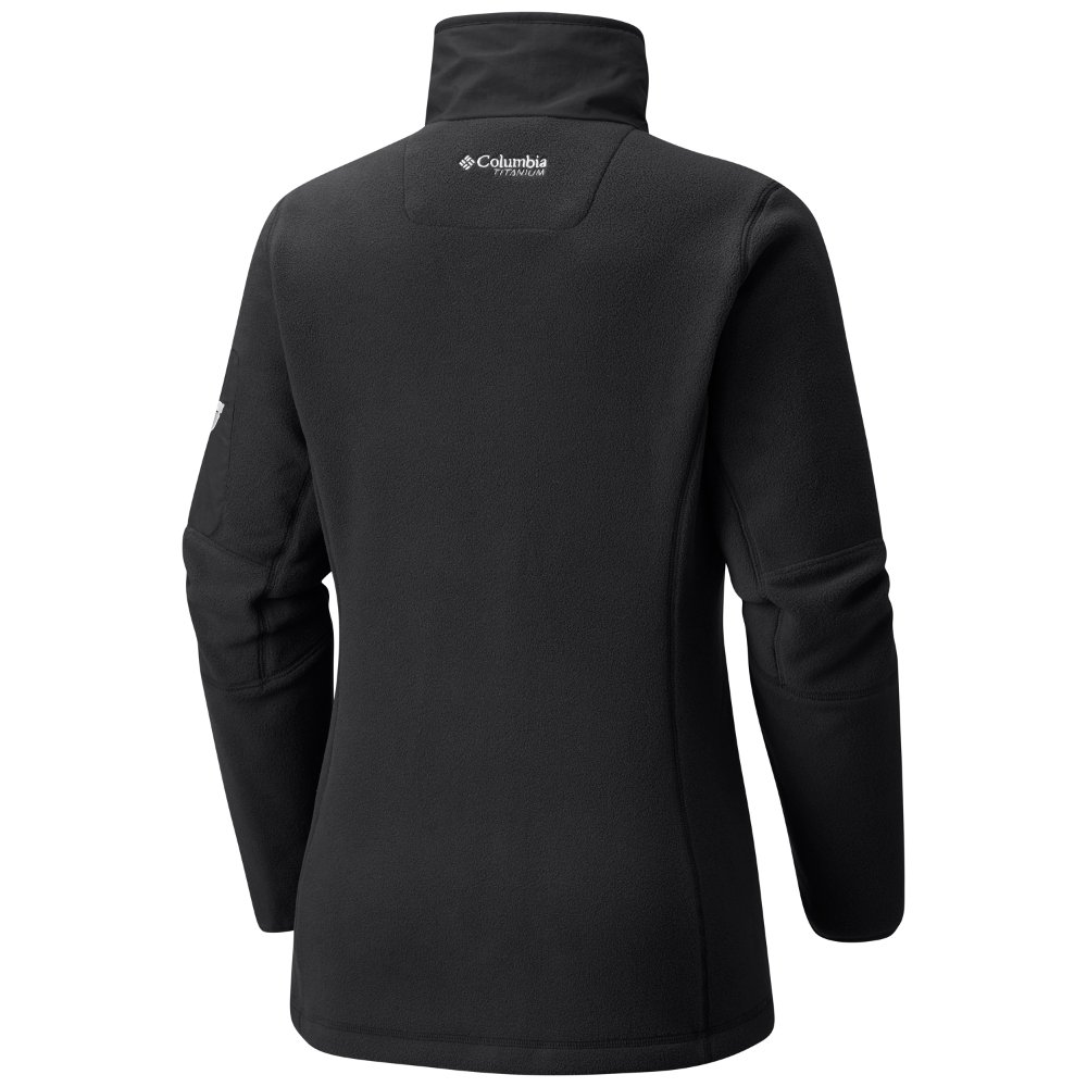 polar damski titan pass™ ii 2.0 fleece czarna