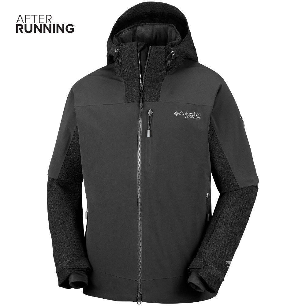 columbia powder keg ii jacket m czarna