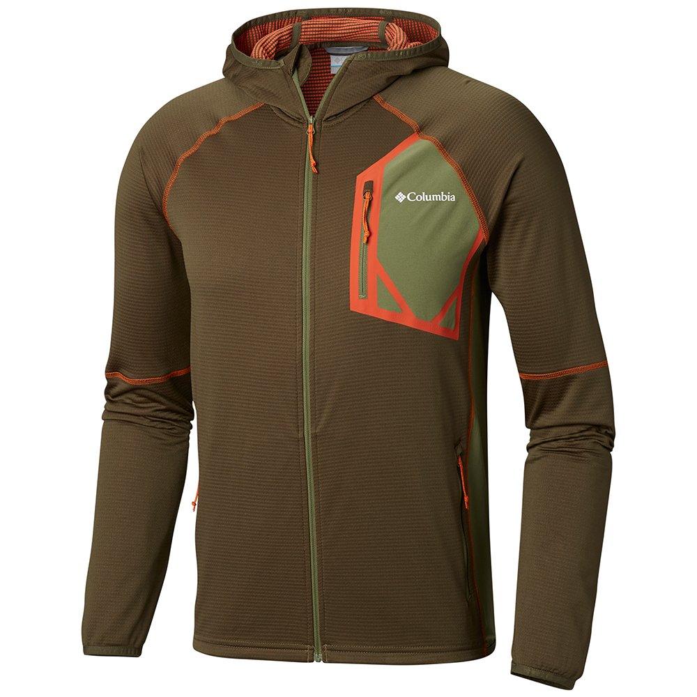 bluza columbia triple canyon™ hooded fleece