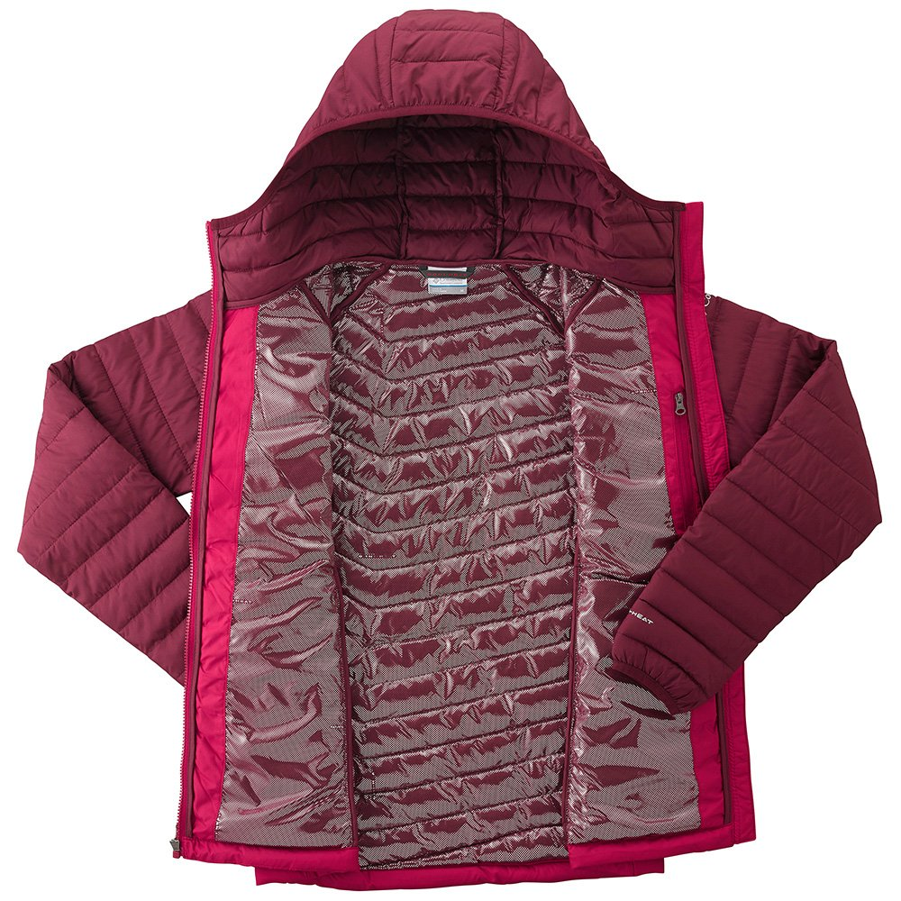 kurtka columbia powder lite™ hooded jacket