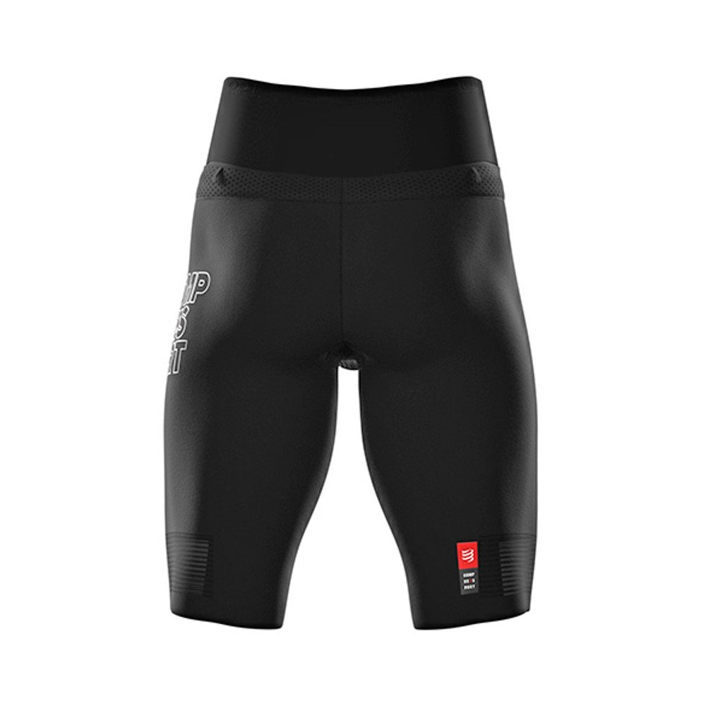 compressport trail running under control short m czarne