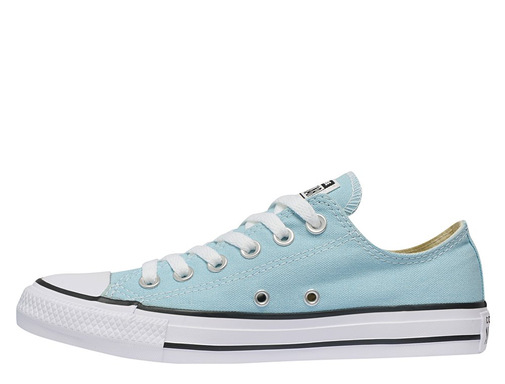 converse chuck taylor all star damskie niebieskie (c160460)
