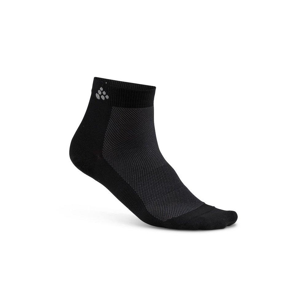 craft cool mid 3-pack sock czarne