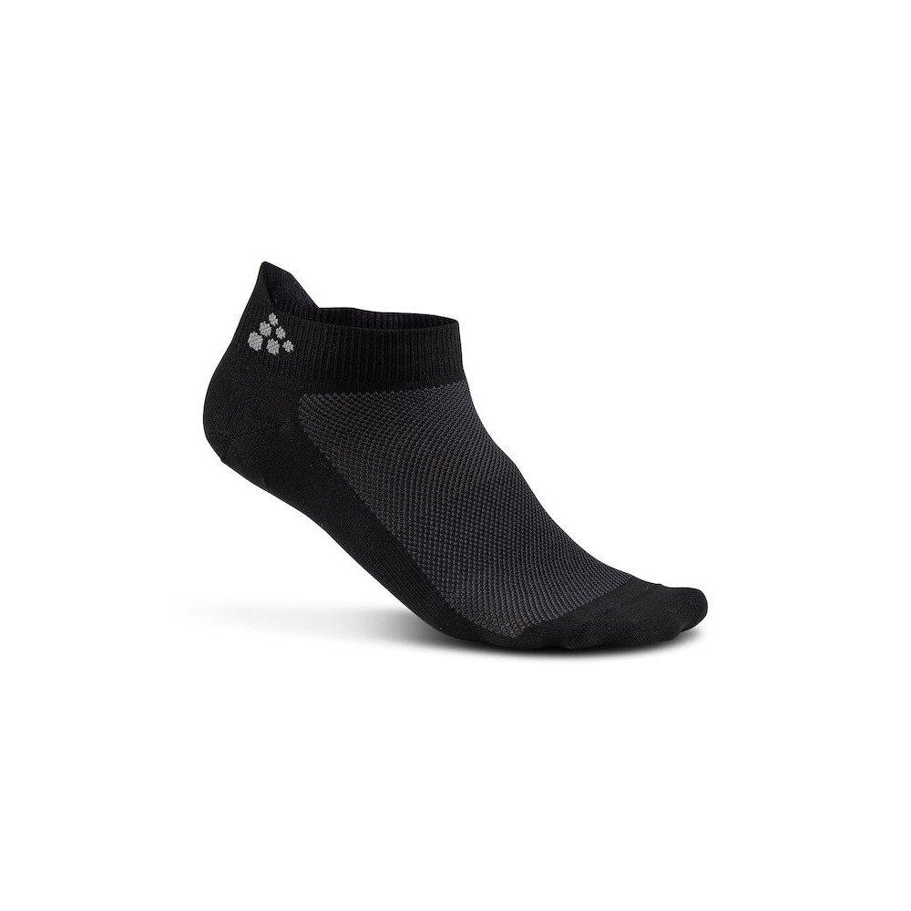 craft cool shaftless 3-pack sock czarne