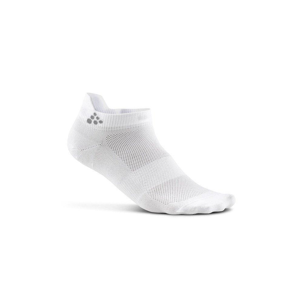 craft cool shaftless 3-pack sock białe