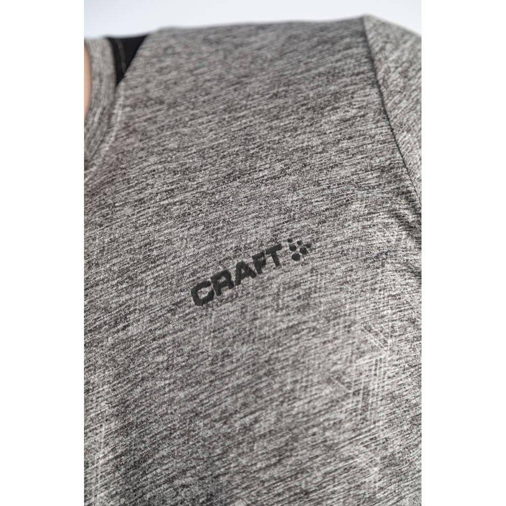craft breakaway ls tee m szara
