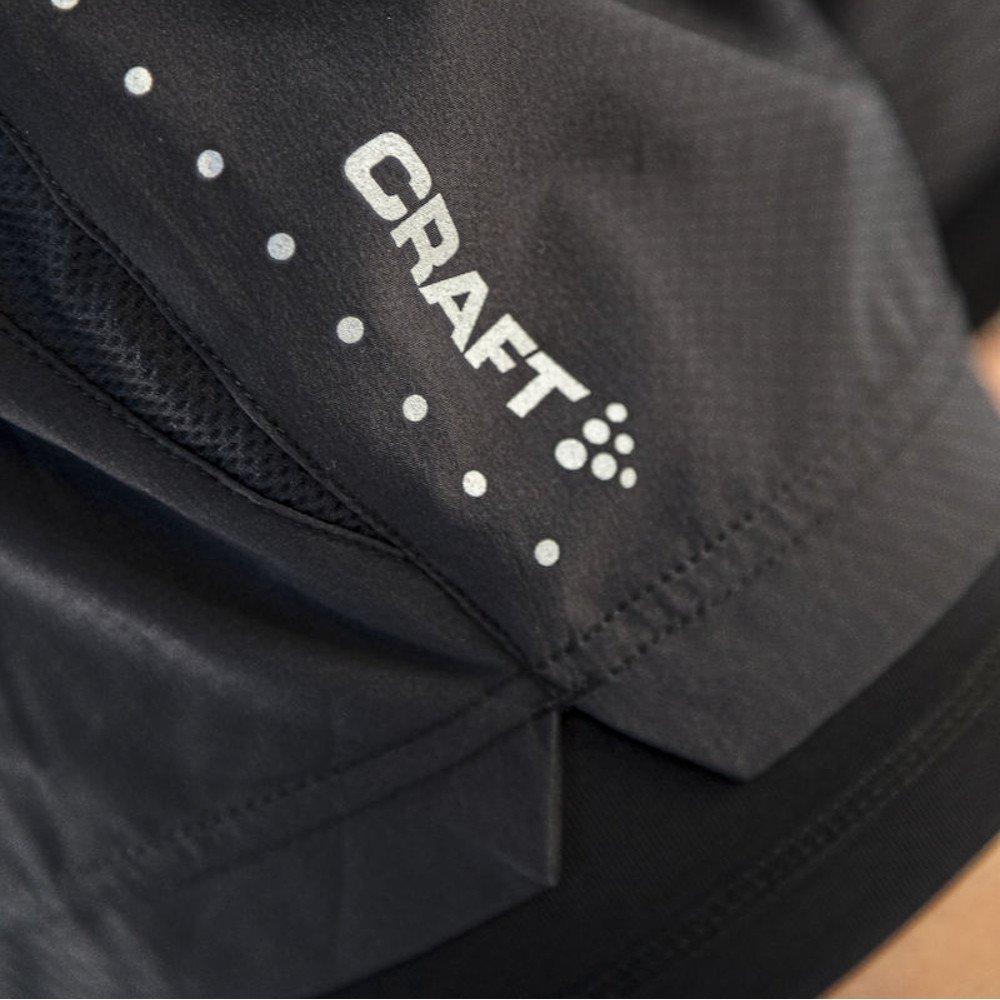 craft essential 2-in-1 shorts w czarne