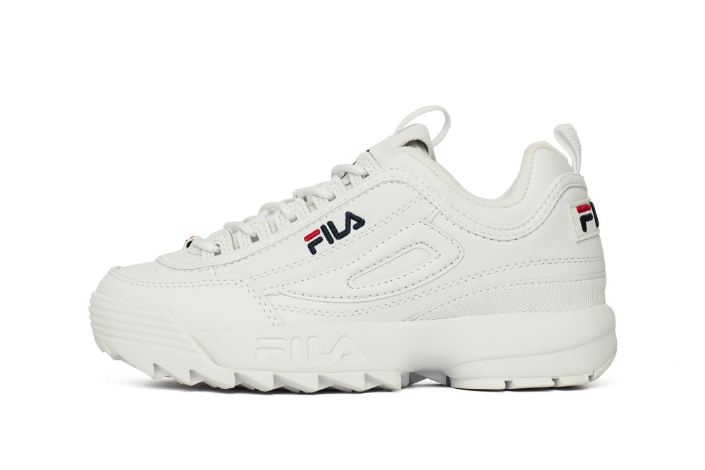 fila wmn disruptor low (1010302-1fg)