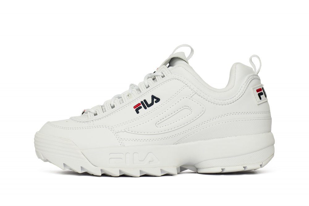 fila disruptor low (1010262-1fg)