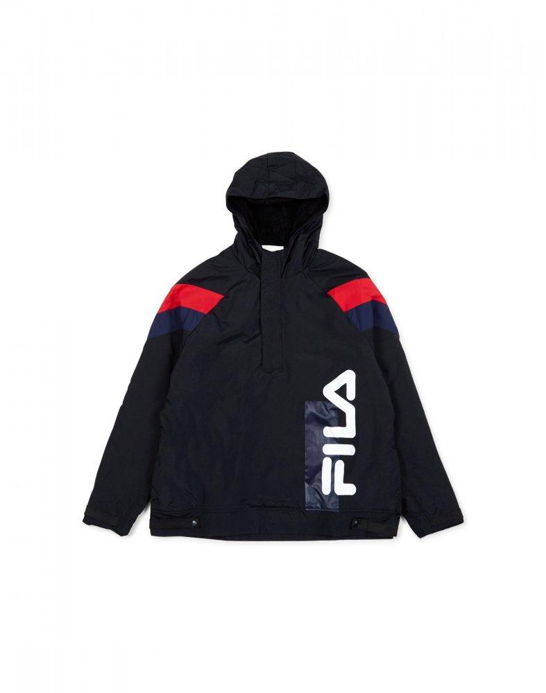 fila tru faux lamswool lined jacket (684418-002)