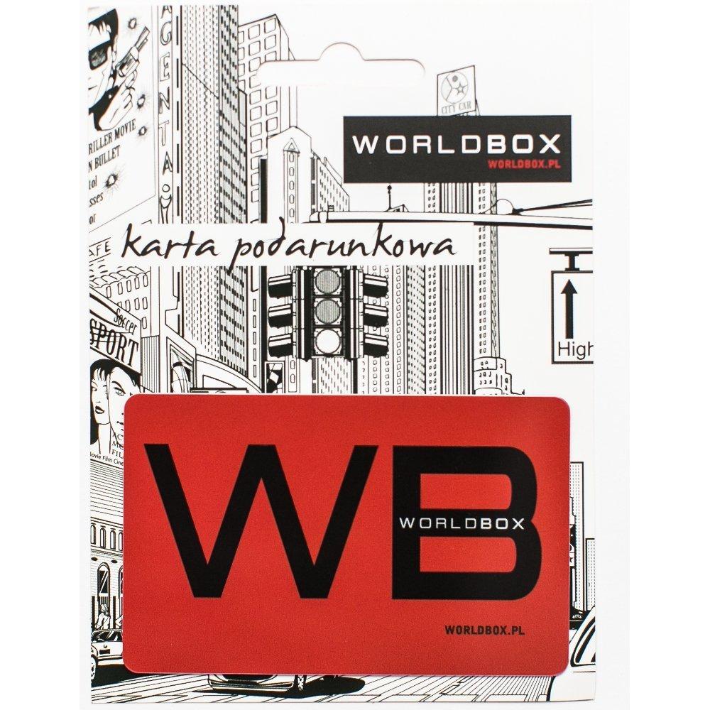 karta podarunkowa - 50 zł