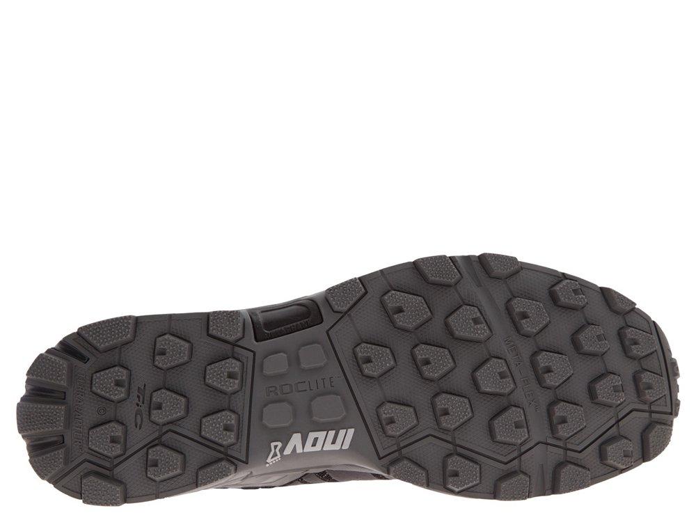 buty inov-8 roclite 290 czarno-szare