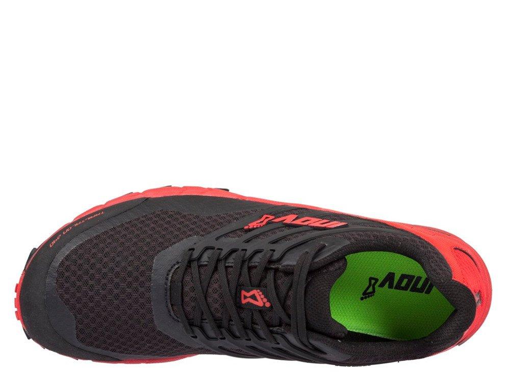 buty inov-8 trailtalon 290 czarno-czerwony
