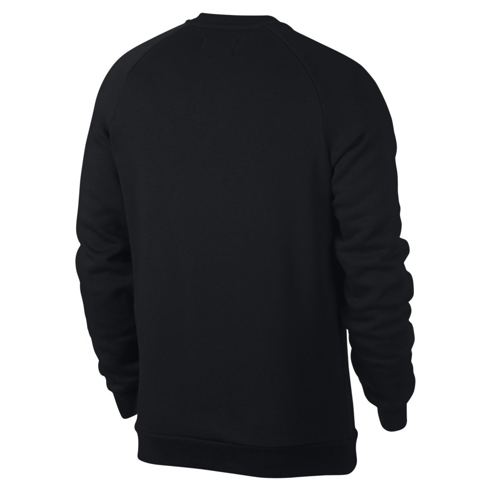 bluza jordan jumpman fleece crew (940170-010)
