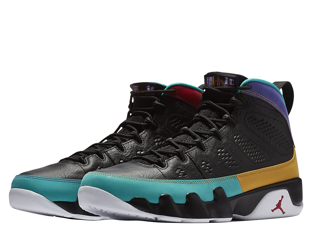 "air jordan 9 retro ""dream it, do it"" (302370-065)"