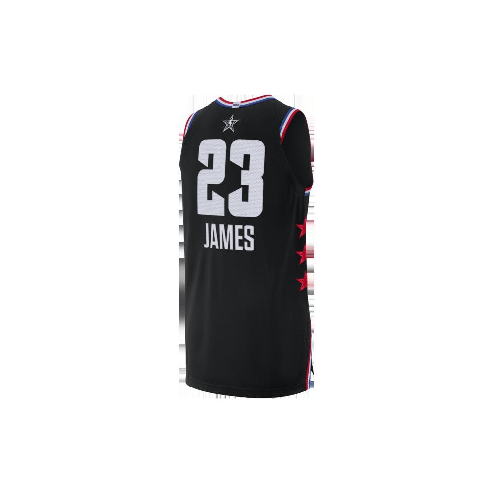 jordan nba all-star lebron james authentic jersey