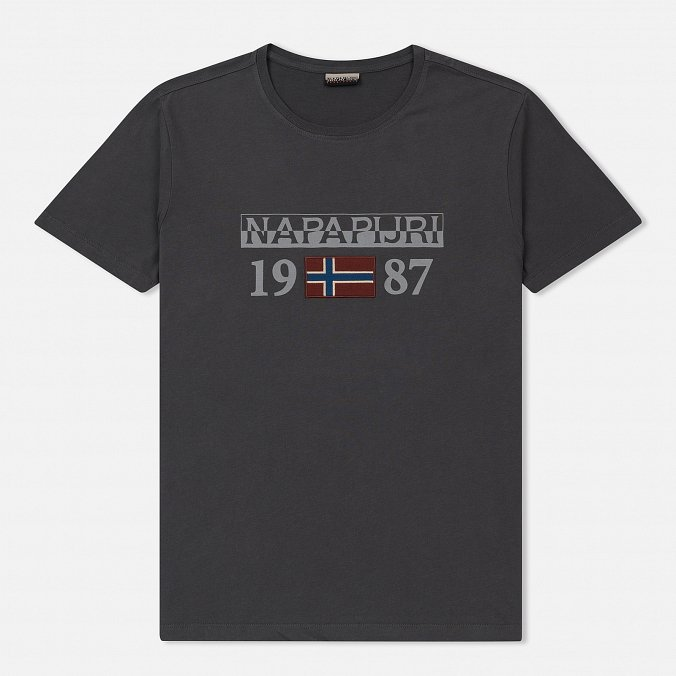napapijri solin t-shirt (n0yi8f-198)