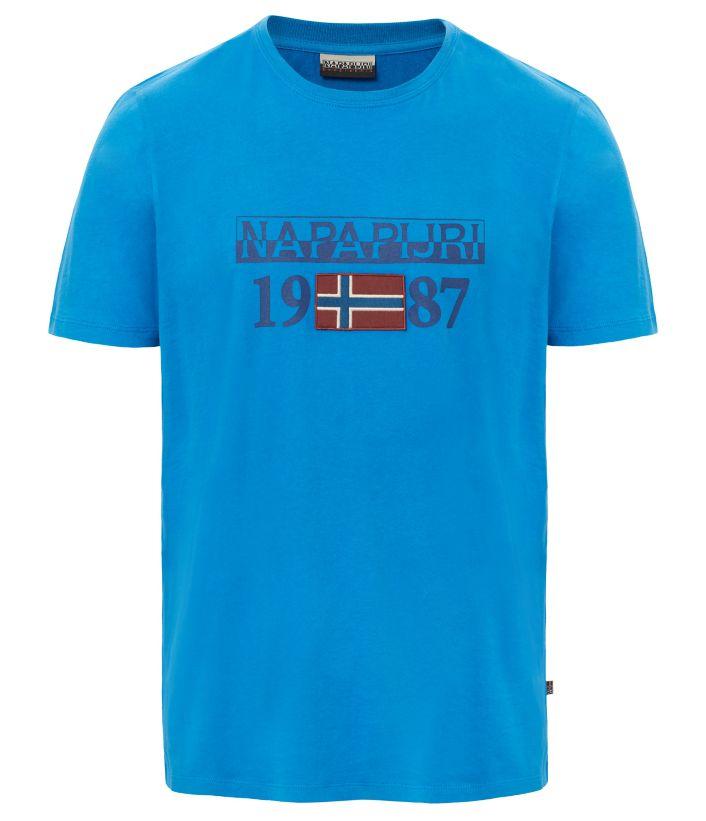 napapijri solin t-shirt (n0yi8f-b56)