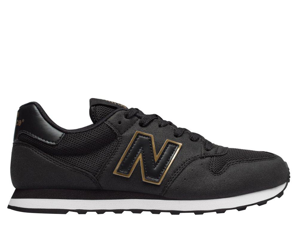 new balance 500 czarne