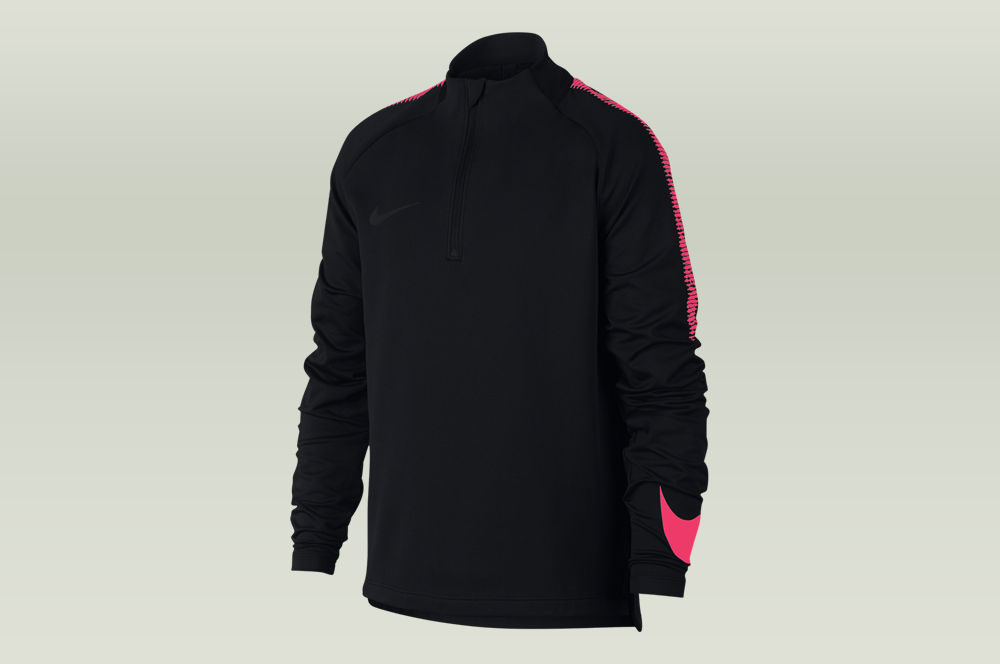 Bluza Nike Dry Squad Dril Top Junior 859292 017